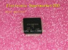 Circuit intégré original, livraison gratuite, 10 pièces/lot, AT91SAM7S256-AU, AT91SAM7, QFP-64, nouveau