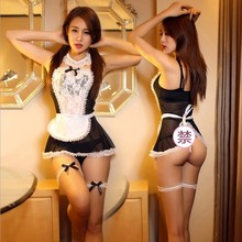 Lingerie Hot Women Baby Doll Lenceria Sexi Erotic Lingerie Dress Cosplay kawaii lingerie Costumes Underwear Sex Clothes Role