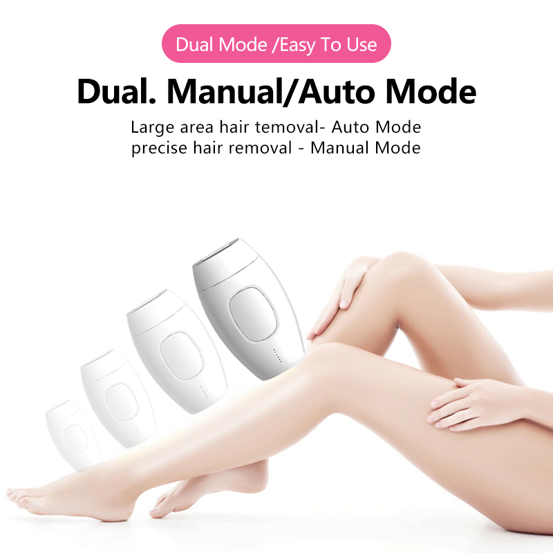 Permanent Ipl Epilator 600000 Flash Professional Laser Hair Removal Electric Photo Women Painless Threading Hair Remover Machine