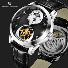 PAGANI 2019 New Mens Mechanical Watches Top Brand Luxury Watch Automatic Tourbillon Men Relogio Masculino