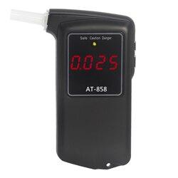 Alkomat alkomat profesjonalna policja cyfrowy oddech szybka reakcja alkomat LCD dla pijanych kierowców CDEN w Analizatory gazu od Narzędzia na