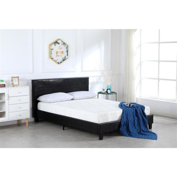 Black Twin Bed  1