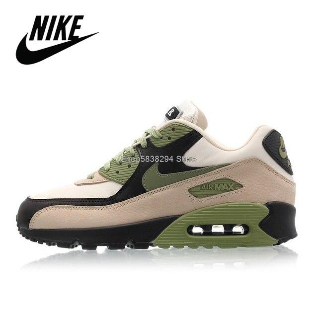 Original Hommes Chaussures Nike Air Max 90 Blancas Essentielle ...