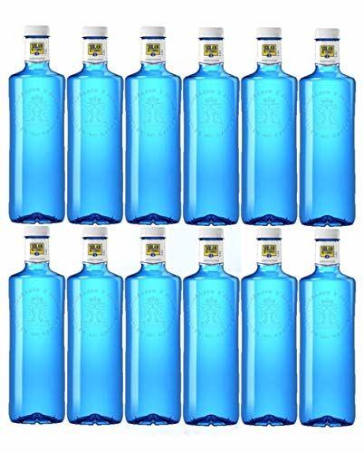 Solan De Cabras - Natürliches Mineralwasser - Pack 12 - 1,5L