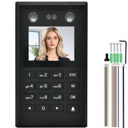 2,8 in TFT Gesicht Palmprint Zeit Teilnahme Wiegand26 Access Control Maschine Teilnahme Maschine reconhecimento gesichts