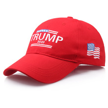 2019 New Make TRUMP America Great again 2020 Baseball Cap Snapback Hat Embroidered Sports And Leisure Bone