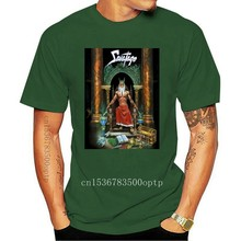 NEW T-SHIRT SAVATAGE Hall of the Mountain King DTG PRINTED TEE- S- 6XL