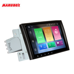 Image 3 - MARUBOX per Suzuki Grand Vitara, escudo 2005 2016 Car Multimedia Player Android 9 GPS Car Audio Radio Auto 8 Core DSP