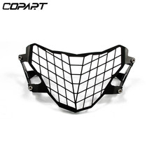 For BMW G310GS G310 GS G 310 2017 2018 Motorcycle Modification Grille Headlight Guard Lense Cover Protector Accessories
