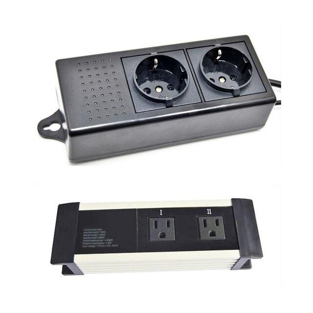 Thermostat numérique pour Aquarium, régulateur de température PID, capteur étanche, sortie de chauffage, refroidisseur, TC-320
