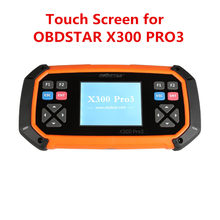 Brand New Touch Screen for OBDSTAR X300 PRO3(China)