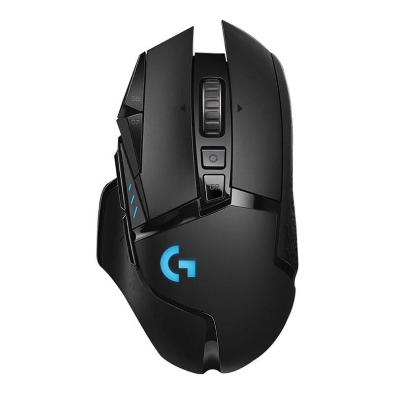 Logitech G502 Mouse LIGHTSPEED Wireless HERO 16K 16000DPI RGB 11 Key Gaming Mouse POWERPLAY LIGHTSYNC RGB G502 Mouse