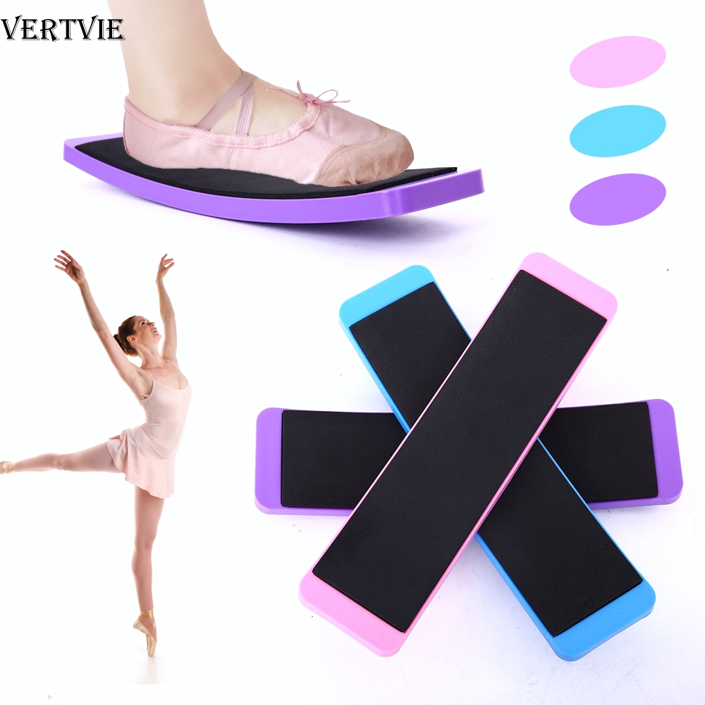 Unisex Ballet Training Tools Dance Board Turnboard Adult Ballet Turn Card Practice Circling Dancing Accessories