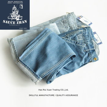 SauceZhan Summer Men's Jeans Denim Jeans Men Jeans Pants Slim Fit Jeans Blue Jeans Mens Jeans Brand Mens Jeans Brand фото