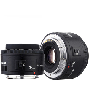 Image 5 - Yongnuo 35mm lens YN35mm F2.0 lens Wide angle Fixed/Prime Auto Focus Lens For Canon 600d 60d 5DII 5D 500D 400D 650D 600D 450D