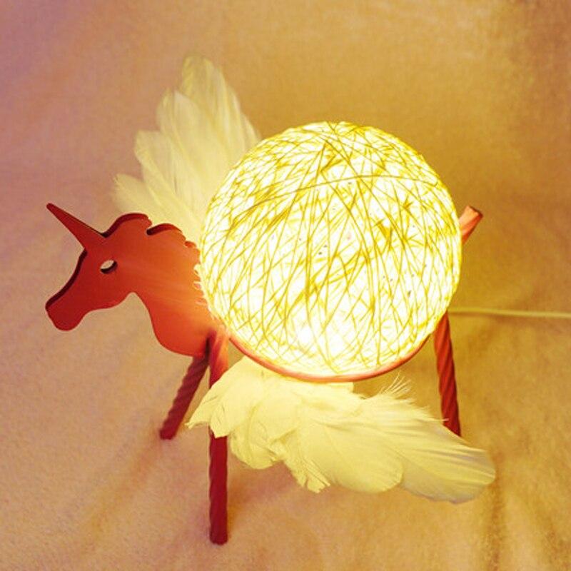 iluminação da mesa presente aniversário da criança brinquedo luminoso
