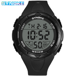 New Products Multi-functional Outdoor Sports Electronic Watch Running Timing Army Style Watch AliExpress Hot Selling Electronic