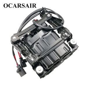 Image 5 - For Porsche Panamera 970 2010 2015 Air Suspension Compressor with Bracket and Shell Oem#97035815107 97035815108 97035815109