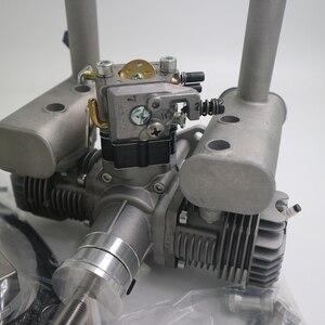 Image 5 - RCGF 31cc  31CCT Dual Cylinder Petrol/Gasoline Engine for RC Airplane