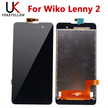 Mobile Phone LCDs For Wiko Lenny 2 LCD D
