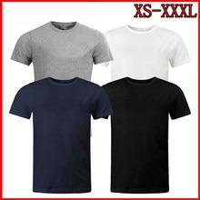 2021 été T-shirt style décontracté streetwear hommes Logo impression T-Shirt homme t-shirts homme noir vêtements Camisetas la ropa de los hombres