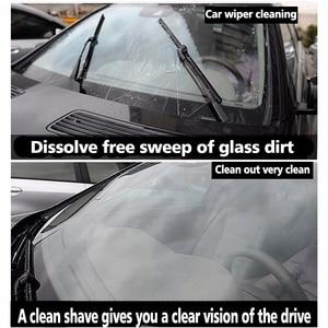 Image 3 - 20ชิ้น/แพ็ค (20PCS = 80L น้ำ) ใบปัดน้ำฝนกระจกรถยนต์กระจกรถยนต์เครื่องซักผ้าอัตโนมัติ Solid Window Cleaner เม็ดฟู่รถอุปกรณ์เสริม