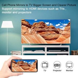 Image 3 - Hdmiテレビスティックワイヤレス 5 グラムwifiの表示ドングルアダプタフルhd 1080 1080p dlnaエアプレイmiracastテレビスティック電話テレビコンピュータ