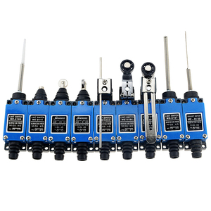 1 шт. ME-8104 8107 8108 8169 8122 8111 9101 концевой выключатель Регулируемый поворотный замок роликовый рычаг мини концевой выключатель IP65