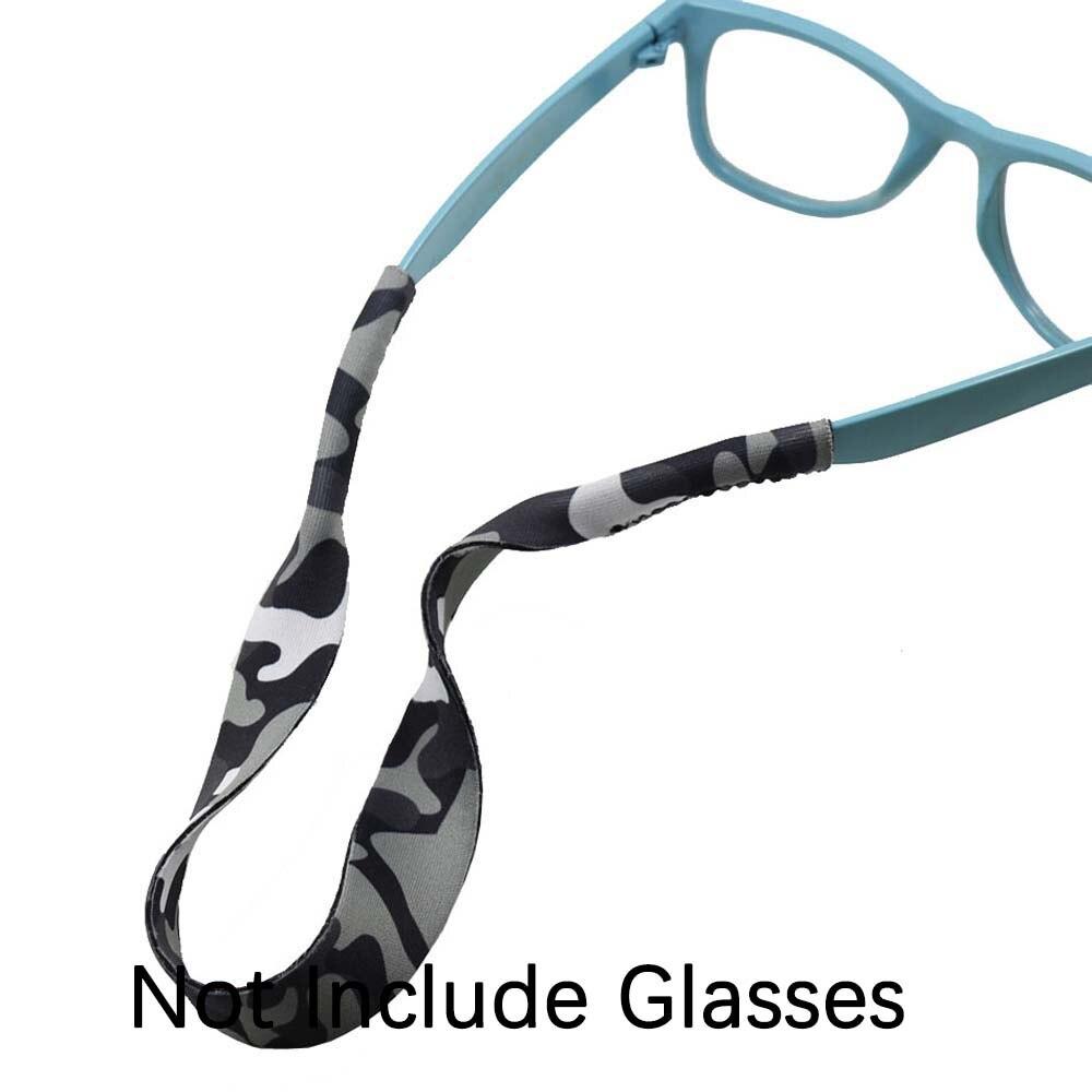 60cm Adjustable Eyeglasses Strap Rope Sunglasses Neck Cord Glasses String Sport