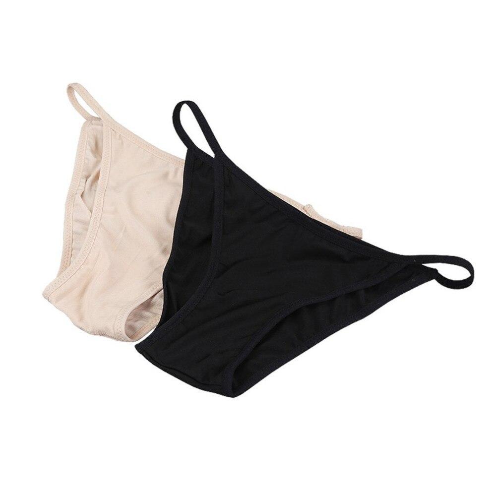 Free Size Women Sexy Panties Summer Lake Swimming Trunks Lady Soft Swimwear Briefs Low Waist Shorts Female Bikini Bottoms Thongs