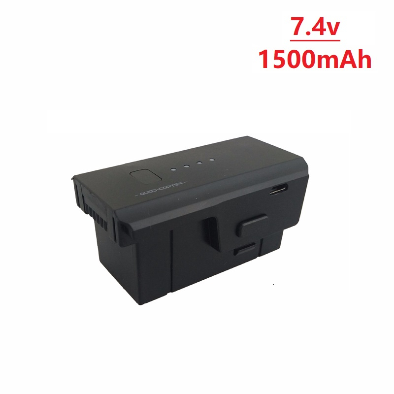 Original 7.4V 1500mAh Lipo Battery For SJR/C SJRC Z5 X103W KF608 Drone RC Quadcopter Spare Parts Accessories For SJRC Z5 Battery