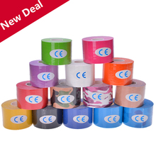Sport Kinesiology Tape Athletic Bandage Waterproof Cotton Knee Support Strips Mu
