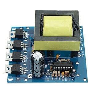 500W Inverter Boost Board Transformer Power Dc 12V To Ac 220V 380V Car Converter Type-C Adapter     -