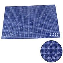 1 шт a3 ПВХ Прямоугольный Коврик для резки сетка линия инструмент
