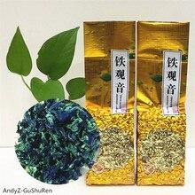 250 г/пакет 2020 Чай Anxi Tie Guan Yin Улучшенный чай Oolong 1725 органический чай TieGuanYin китайская зеленая еда для похудения забота о здоровье