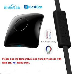 Image 4 - Broadlink HTS2 Usb Poort Tempetature Vochtigheid Sensor Detector Met RM4 Pro Slimme Afstandsbediening