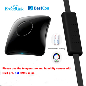 Image 4 - Broadlink HTS2 Usb Poort Tempetature Vochtigheid Sensor Detector Ontmoette RM4 Pro Slimme Afstandsbediening