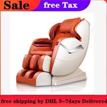 Wielofunkcyjny fotel do masażu domowego elektryczny całego ciała starszych sofa