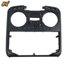 JMT Protective Shell Carbon Fiber RC Transmitter Front Panel High Quality for Jumper XYZ T16 Series PLUS Pro Radio Controller TX