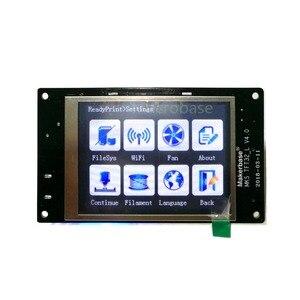 Image 2 - MKS TFT32 v4.0 ekran dotykowy + MKS moduł WIFI splash monitorów lcd inteligentny kontroler TFT o przekątnej 32 dotykając TFT3.2 wyświetlacz 3d drukarki monitor TFT
