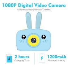Children Full 1080P Portable Digital Camera Video Photo Camera 2 Inch Screen Display Children For Kid Game Study Mini Camera
