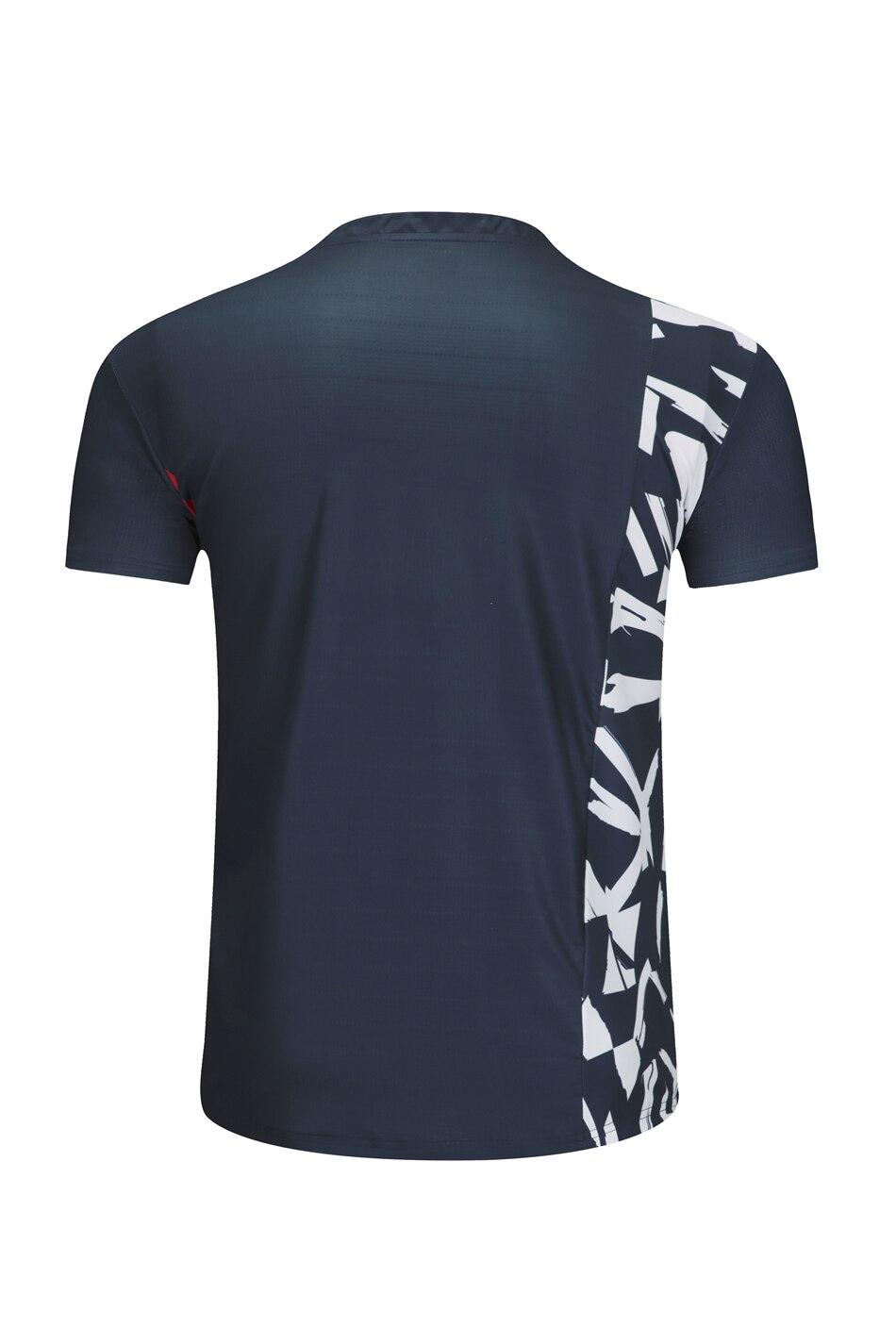 manga curta secagem rápida esportes camisa de