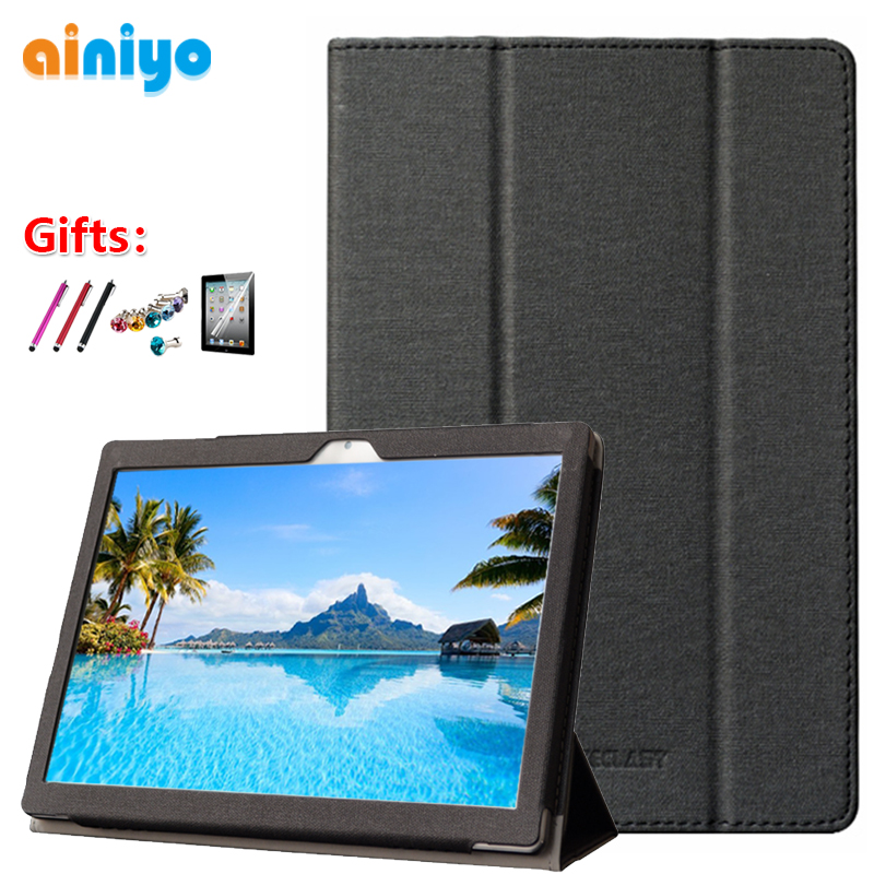 """Image 3 - Case For Teclast M30 10.1""""Tablet Pc Stand Case 10.1 Inch stand Pu Leather Cover for 2019 Teclast M30 + gifts-in Tablets & e-Books Case from Computer & Office"""