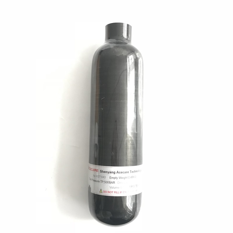 AC3035 Acecare Paintball Tank HPA 4500psi Composited Carbon Fiber 0.35l Cylinder/PCP Compressed Air Tank Drop Shipping