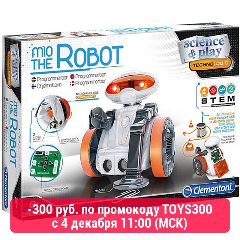 Designer Clementoni MIO Robot 2.0 MTpromo