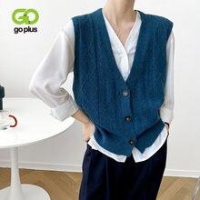 Goplus женские свитера вязаный кардиганы Женская зимняя 2021