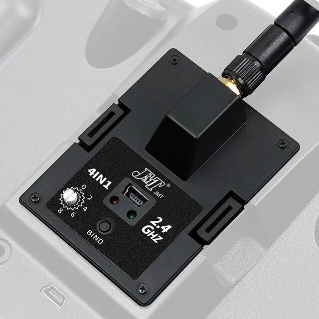 JP4IN1 CC2500 24L01 JP4 in 1 マルチプロトコルrfモジュールチューナーTM32 バージョンopentxためfrsky/flysky/hubsan/walkera