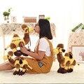 Новый пустыне моделирование мягкая игрушка верблюд Творческий желтовато-коричневый кукла милые тряпичная кукла подушка супер мило Альпак...