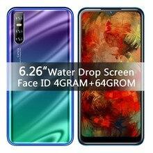 4 аппарат не привязан к оператору сотовой связи оригинальный quad core мобильных телефонов 4G Оперативная память 64G Встроенная память 6,26 дюймов к...