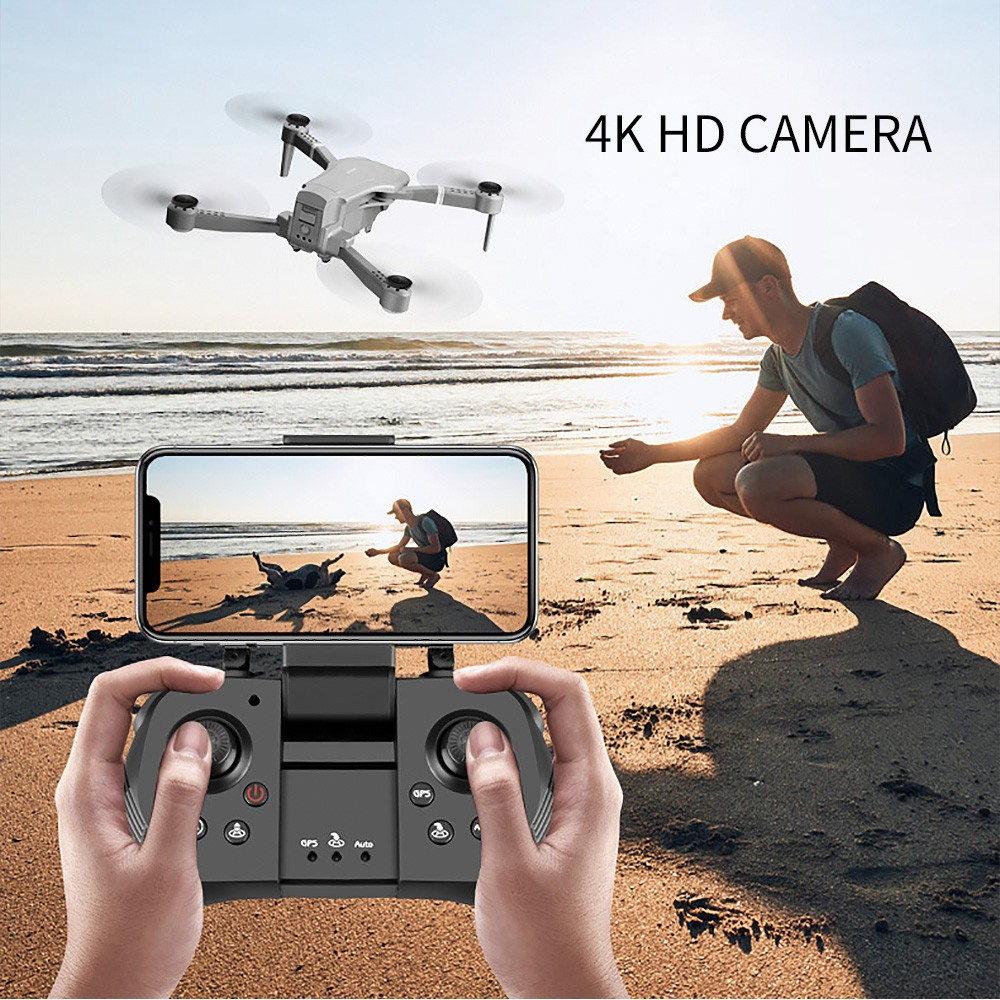 2020 NEW F3 Drone GPS 4K 5G WiFi live video FPV 4K 1080P HD Wide Angle Camera Foldable Altitude Hold Durable RC Drone